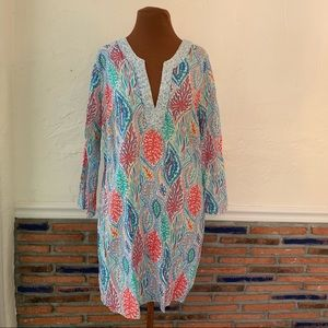 Lily Pulitzer Courtney tunic dress